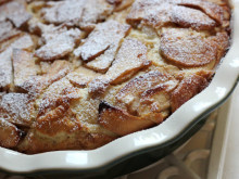 Recipe: Baked Apple Pancake