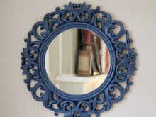 Easy $1.00 Mirror Makeover