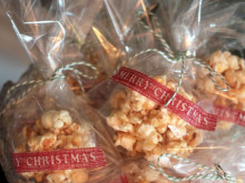 Homemade Popcorn Balls ~ Recipe