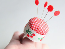Pin Cushion Ring Tutorial