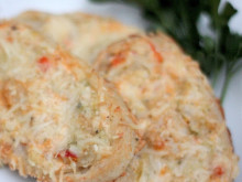 46th Annual Pillsbury Bake-Off Contest Recipe: Parmesan Crusted Veggie Spirals