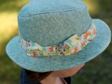Kids Fedora Hat Sewing Pattern Review