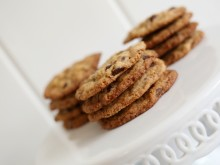 Crispy and Chewy Chocolate Chip Cookie Recipe