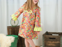Sew Classic Clothes for Girls Book Tour: Final Stop