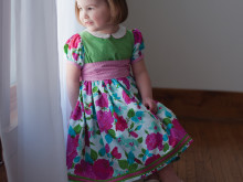 Sew Classic Clothes for Girls Book Tour: Stop 4