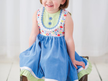 Sew Classic Clothes for Girls Book Tour: Stop 5