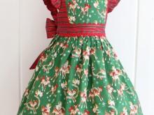 Georgia Vintage Christmas Dresses