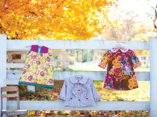 Sew Classic Clothes for Girls Book Tour: Stop 3