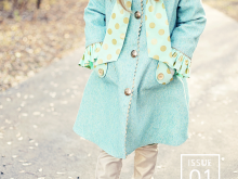 Classic Little Lady Coat: Stylo Magazine