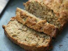 Spiced Zucchini Banana Bread Recipe