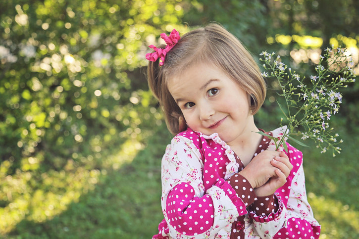 Double Dutch Cardigan Pattern from The Cottage Mama. www.thecottagemama.com