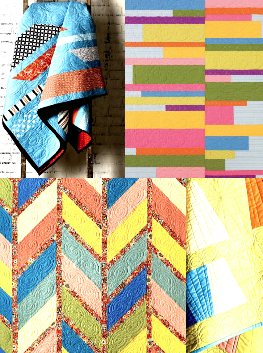 Quick Column Quilts by Nancy Zieman. Book Review and Giveaway on The Cottage Mama. www.thecottagemama.com