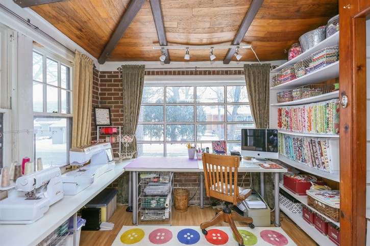 The Cottage Mama Sewing Studio Updated Tour The