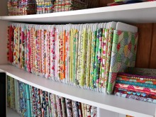 The Cottage Mama Sewing Studio ~ Updated Tour