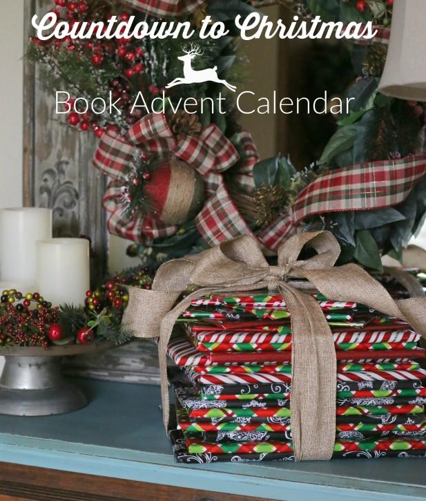 Book Advent Calendar Ideas : Book advent calendar the cottage mama