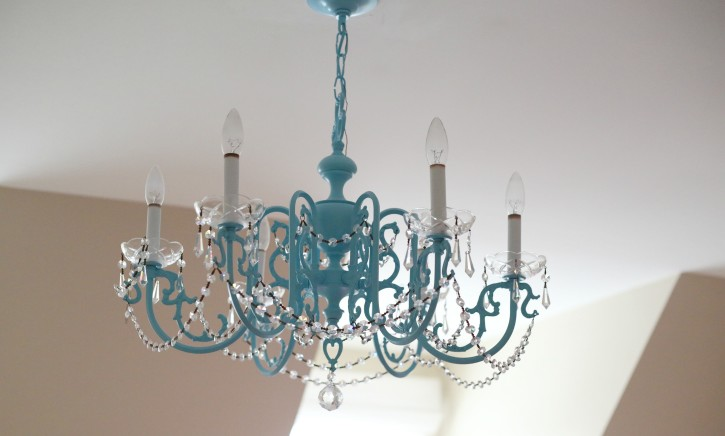 Unique ChandelierAfter