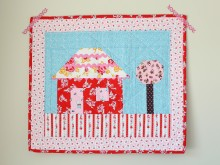 Cottage Quilt Block Pattern