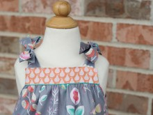 A New Summer Picnic Dress