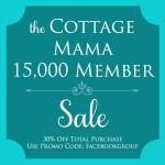 The Cottage Mama Pattern Sale!