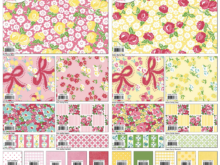 The Cottage Mama Fabric for Riley Blake Designs!