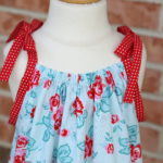 Pillowcase Dress by Lindsay Wilkes from The Cottage Mama.