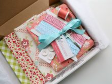 Bundle Box ~ Fabric, Trim and Button Kits