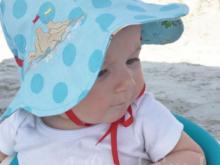 Reversible Tulip Petal Sun Hat
