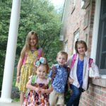 1st Day of School 2016. The Cottage Mama Sewing and DIY Blog.