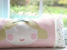 Goldie Dolly Pillow