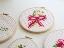 Dainty Darling Machine Embroidery Designs