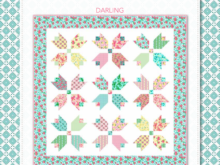 Darling Quilt ~ Free Pattern!