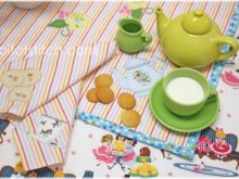Petite Treat Tea Time Table Topper
