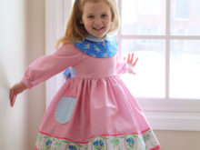 New Pattern: Beatrice Dress Now Available!